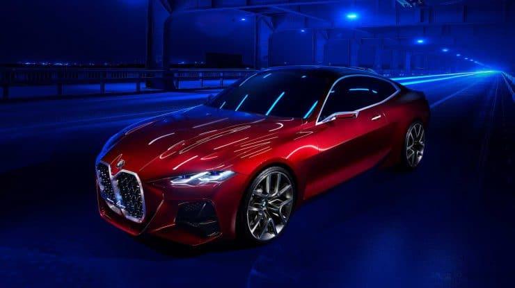 BMW Concept 4 – 'Nough said! (video)