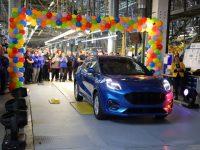 Primul Ford Puma 2019 a ieșit pe poarta fabricii din Craiova.