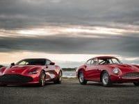 Audrain's Newport Concours ne aduce primul DBS GT Zagato (video)