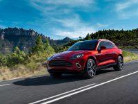 DBX, vine Aston Martin LA (Auto Show) noi (video)