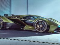 CyberLambo de PS4: V12 Vision Gran Turismo (video)
