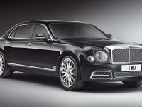 Sedan art: Mulsanne EWB & Charger GT AWD & K5