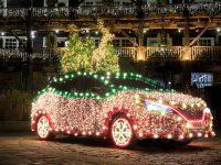 Ho, ho, ho, un Crăciun EV-Fericit (video)