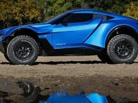 Laffite G-Tec X-Road, supercar de coclauri (video)