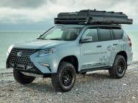 Lexus merge GX Overland la Montreal Auto Show (video)