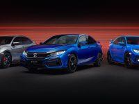 Civic Type R cu facelift și Sport sau Limited (video)