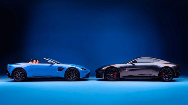 Vantage Roadster, un Aston Martin ne-Volante (video)