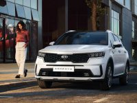 Kia Sorento, SUV-ul hibrid de Geneva (video)