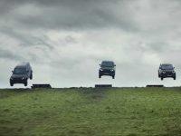 Vantage pe Nurburgring, Defender pe coclauri (video)