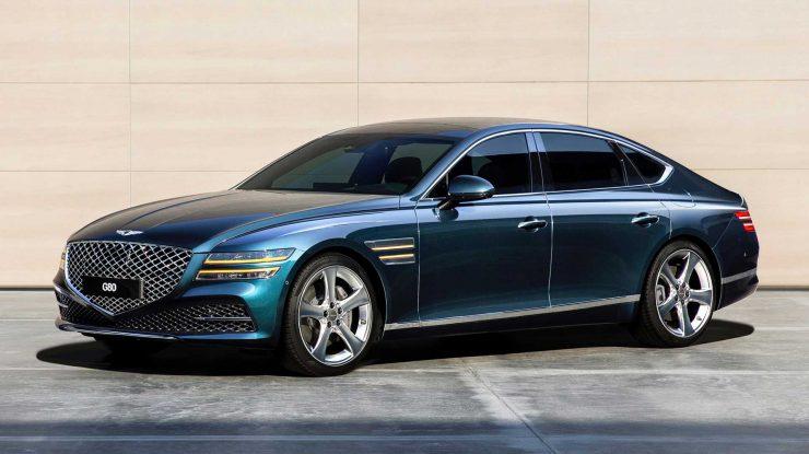 G80 de Coreea sau BMW și 911 de Europa (video)