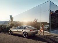 i4 Concept, un BMW electric al viitorului… apropiat
