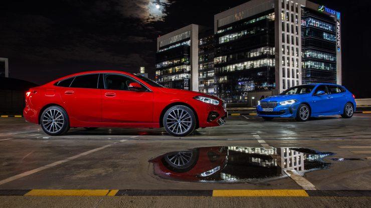 BMW 2 GC & 1 în Ro: we will #Nightdrive again (video)
