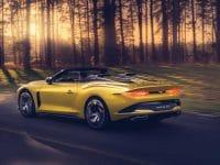 Bentley Mulliner Bacalar, 650 CP fără acoperiș (video)