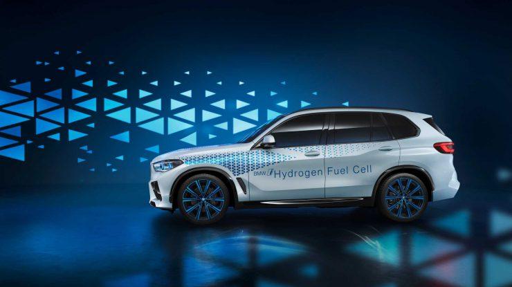 BMW i Hydrogen Next, pe X5 din 2022 (video)