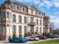 Chiron rendez-vous la Molsheim, în stil Bugatti (video)