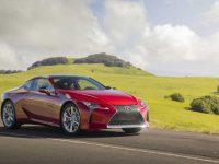 Telluride de WCOTY la Kia, LC de 2021 la Lexus (video)
