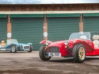 Super Seven 1600, un Caterham vechi dar nou (video)
