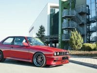 BMW M3, vintage și cu aromă Vilner (video)