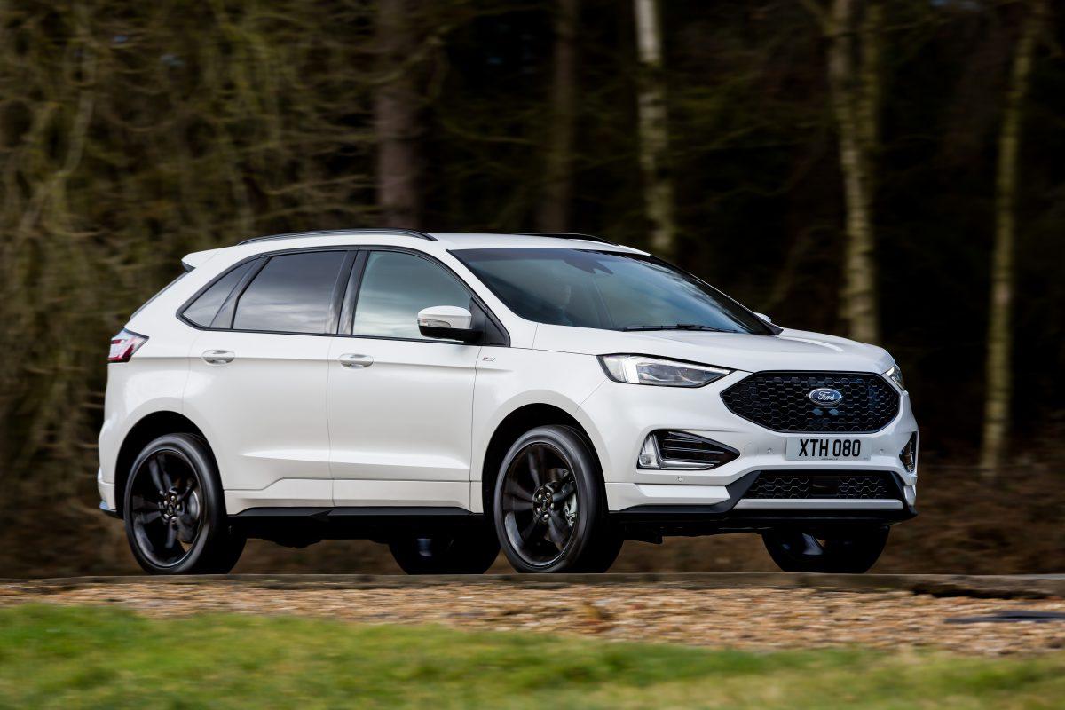 Ford Edge, pe muchie de facelift în Europa