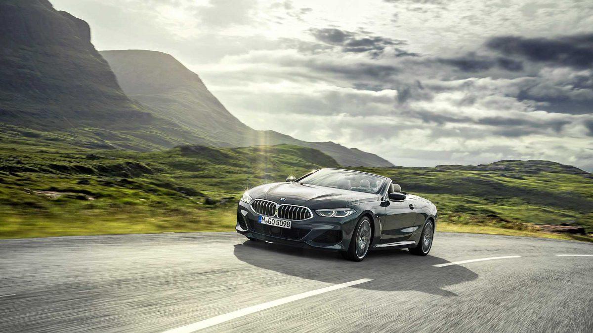 Cabriolet de Bavaria – BMW Seria 8 se descoperă