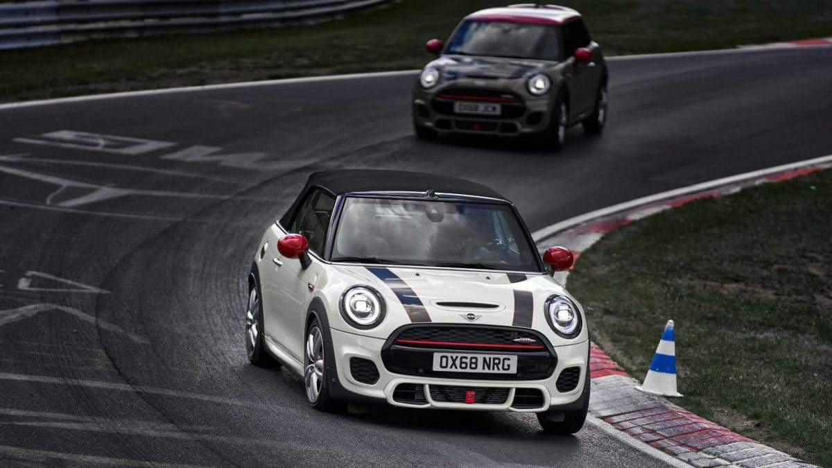 Mini JCW, la fel de performant, dar mai eco și stilat