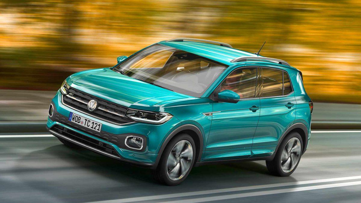 T-Cross – VW atacă segmentul mini-SUV
