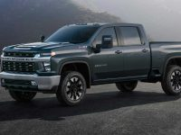 Chevrolet, preview la rezoluție HD pentru Silverado (video) – Update
