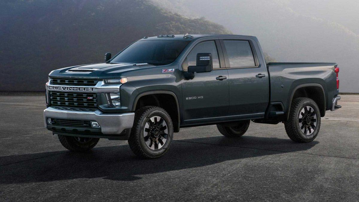 Chevrolet, preview la rezoluție HD pentru Silverado