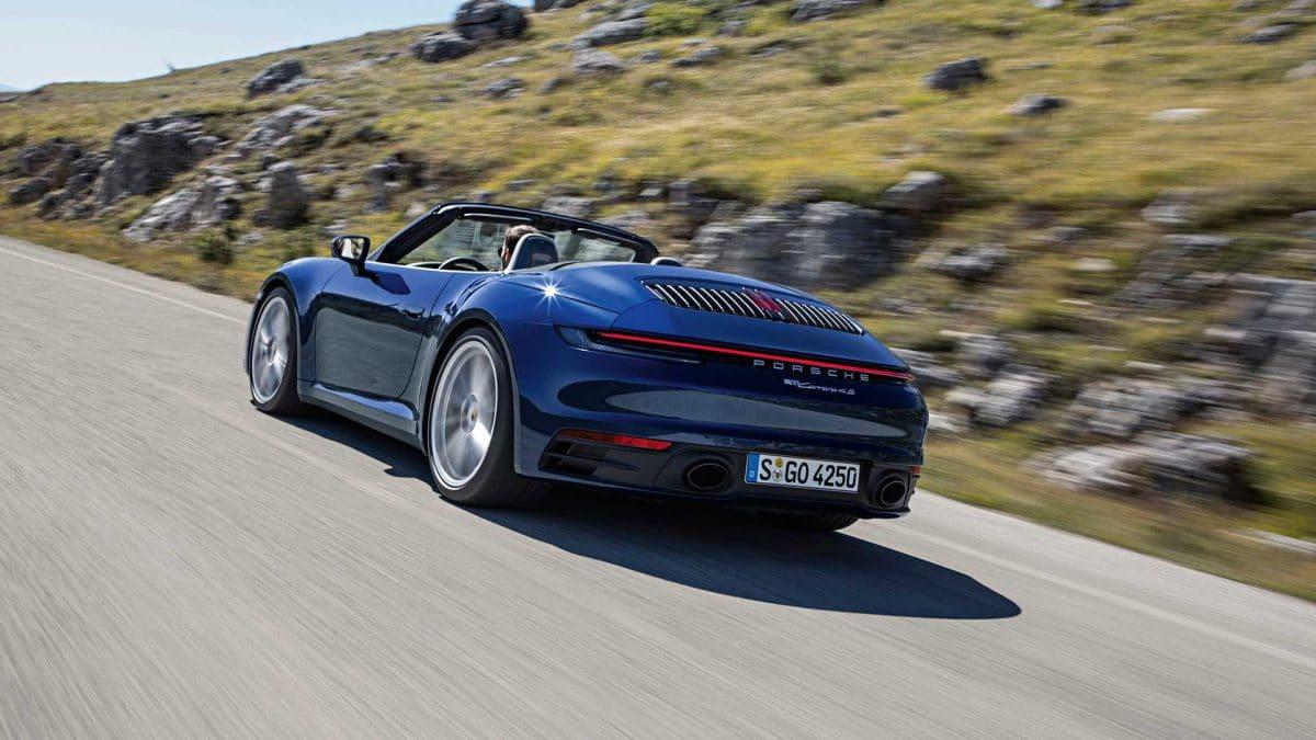911 Cabriolet – și vara sosește mai devreme