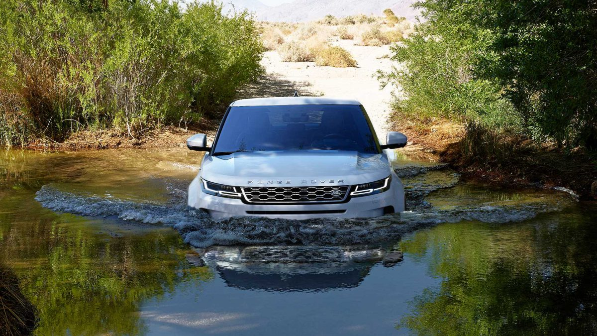 "RR Evoque, Land Rover ""fashionista"" (video)"