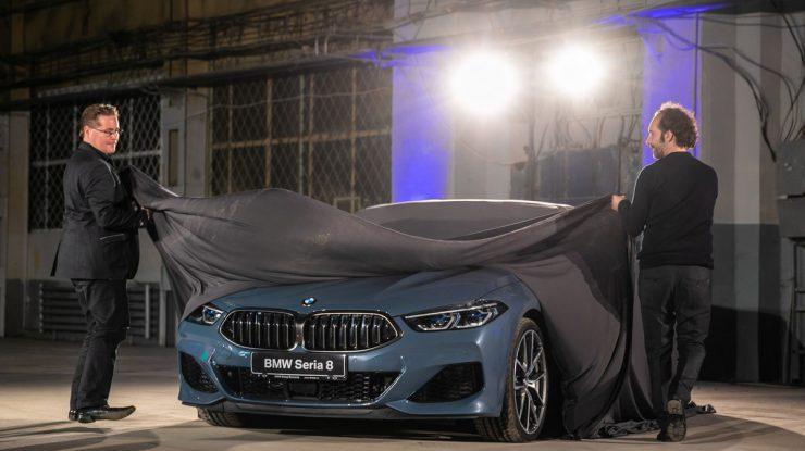 Seria 8 BMW – renașterea