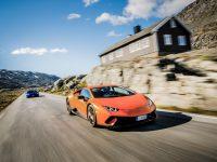 Lamborghini se aventurează în Norvegia