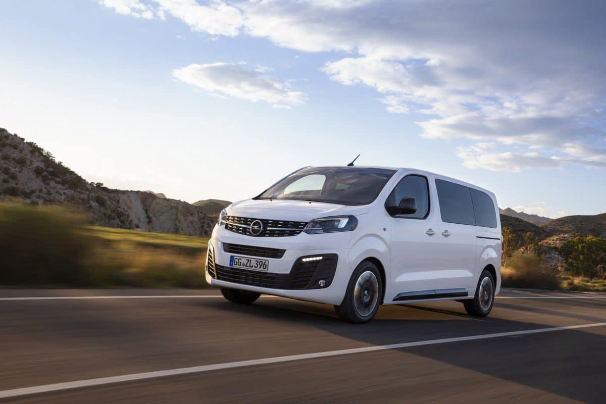 Zafira Life, cu Opel la răscruce de MPV (video)
