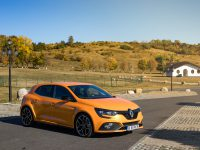 Megane RS, hot-hatch de zi cu zi (video)
