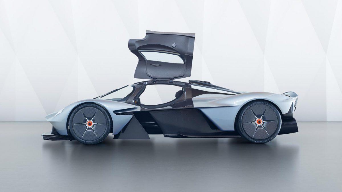 (Video) Aston Martin și sunetul unei Valkyrie