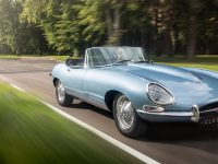 Jaguar E-Type, legenda electrificată