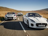 Rally cu F-Type, un sportiv cu ADN de 70 de ani (video)
