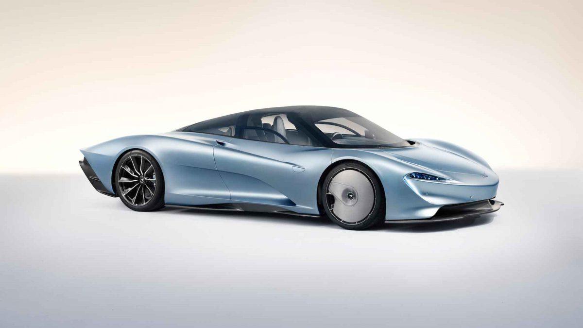 Speedtail – Legenda McLaren F1, în formatul secolului XXI