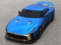 Nissan GT-R50 by Italdesign – în producția de serie (video)