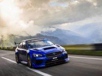 Subaru, îmblânzitor de Transfăgărășan (video)